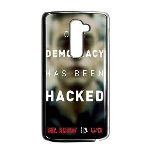 LG G2 Cell Phone Case Black Mr Robot OJ644736