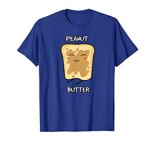 Peanut Butter and Jelly Matching Couple Best Friend Shirts
