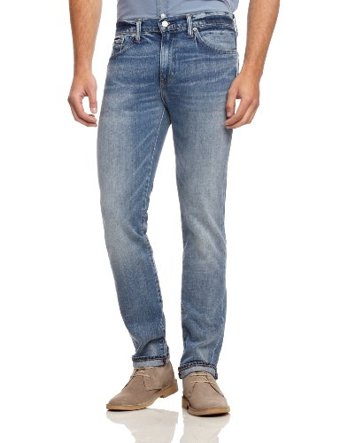 Levi's Slim 1096 511 Fit harbour Jeans Uomo Blu 5rq5zRw