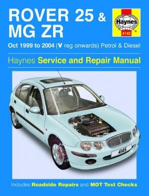 haynes workshop manual rover 25 mg zr 99 04 amazon co uk car rh amazon co uk haynes rover 200 manual download Haynes Manuals for 2003 Jeep