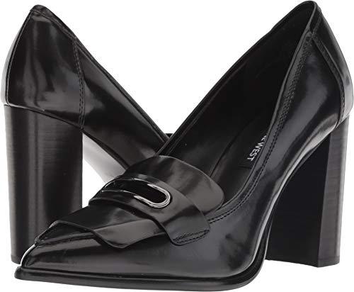 Nine West Women's Zoro Black Synthetic 12 M -