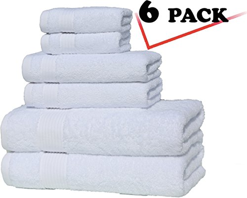 premium-luxury-hotel-spa-6-piece-towel-set-turkish-combed-cotton-for-maximum-softness-and-absorbency