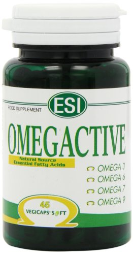 Esi Omegactive Omega 3 6 7 And 9 Pack Of 45 Capsules Buy