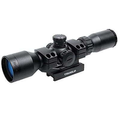 Truglo Tactical 30mm Scope 3-9X42 Black