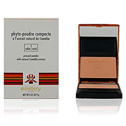 Sisley Phyto-Poudre Compact 03 Sable unisex, Kompaktpuder 88 g, 1er Pack (1 x 0.088 kg)