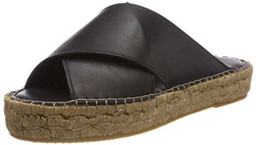 under $60 Royal RepubliQ Women's Wayfarer Cross Sandal Loafers Black (Black 01) discount eastbay countdown package for sale outlet footaction tbRlpW