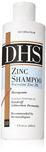 Dhs Zinc Shampoo (DHS Zinc Shampoo 8 Oz - Buy Packs and SAVE (Pack of 2))