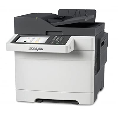 LEXMARK CX510DHE Laser Multifunction Printer / Scanner, Printer, Copier, Fax - 32 ppm Mono/32 ppm Color Print / 28E0615 /