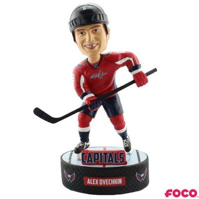 Alex Ovechkin Washington Capitals Baller Special Edition Bobblehead