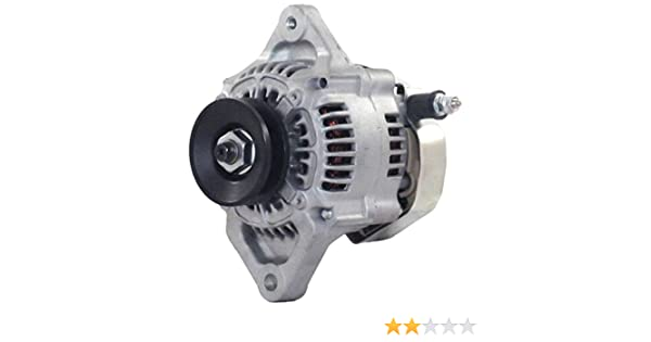 Cooler 12 Volts 60 Amps Alternator Rigmaster Generator APU T4 402-05 Perkins Heater