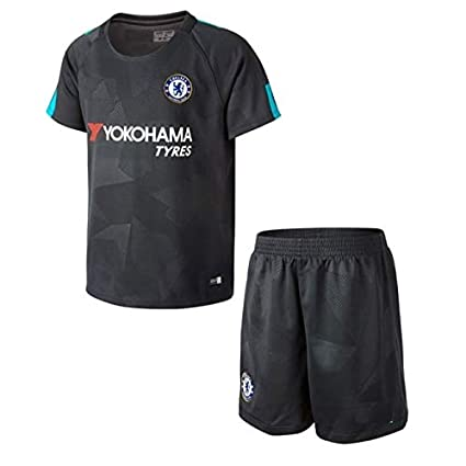 promo code 86071 d9c69 Buy Chelsea Away Jersey with Shorts 17-2018 (Small) Online ...