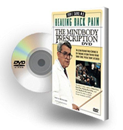 Healing Back Pain: The Mindbody Prescription DVD by Dr. John Sarno