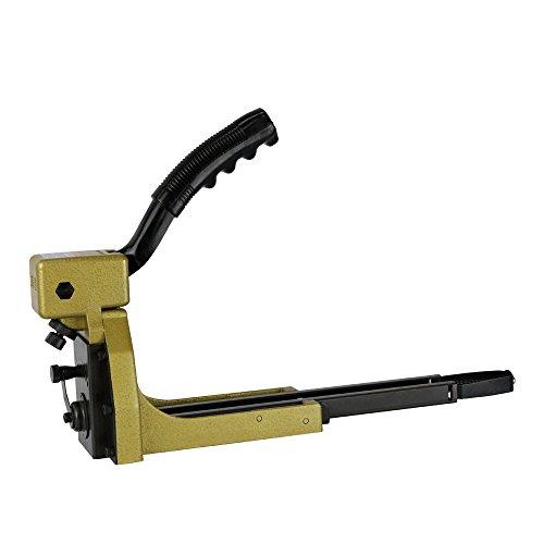 [meite HB3515 5/8-Inch Length 1-3/8'' crown 16GA Manual Carton Stapler] (Manual Carton)