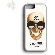 Fun Coco Cancel Paris iPhone 6 Plus Case Hardplastic Frame White