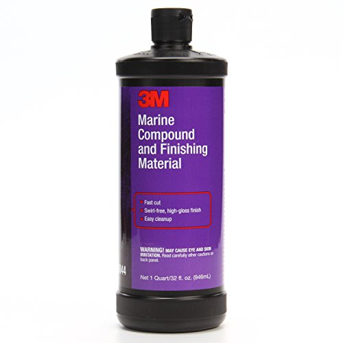 3M Marine Compound and Finishing Material, 06044, 32 fl oz by 3M
