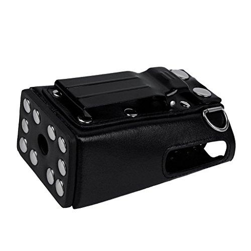 Baoblaze Radio Protector Cover Case Holder Bag Walkie Talkie Waist Pocket for Motorola GP3688 GP3188 EP450 CP150 CP200 CP040 CP140 CP160
