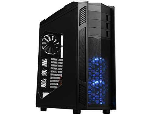 Rosewill Gaming ATX Full Tower Computer Case with Window NIGHTHAWK 117 (Ultra Full Tower Computer Case)