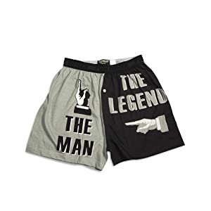 Fun Boxers Mens Fun Prints Boxer Shorts