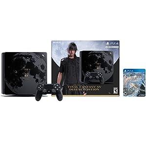 PlayStation 4 1TB Final Fantasy XV ‑ limited Edition Bundle