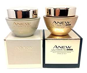 AVON Anew Ultimate Multi-Performance : Day Cream + Night Cream SET ! …