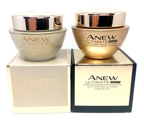 Anew Ultimate Multi-Performance Day and Night Cream from Avon