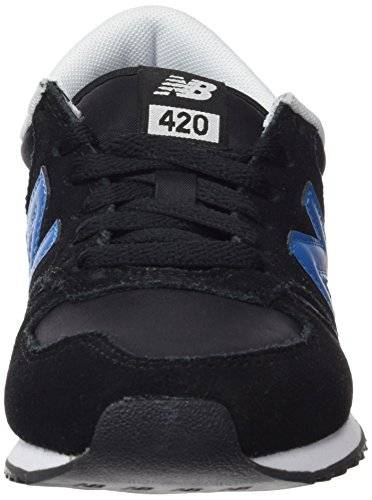 New Balance 420, Zapatillas de Running Unisex Adulto Multicolor (Black 001)