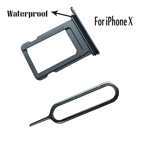 New EagleStar Replacement for iPhone X SIM Card Tray for sale  Delivered anywhere in USA