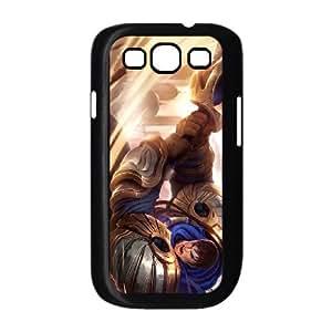 League Of Legends Garen Samsung Galaxy S3 9300 Cell Phone Case Black GYK2K057