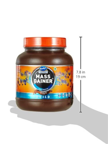 Amazon.com: Venkys Mass Gainer - 1 Kg (Chocolate): Health & Personal Care