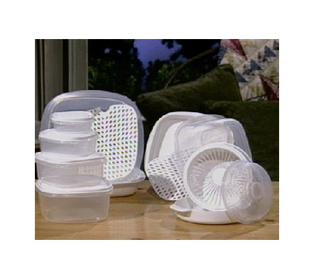 Chef Werx Ranch - Microwave Cooking Set 9 Piece