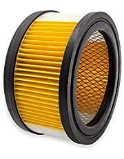 vhbw® Ersättningsfilter för 6.414-960.0 kompatibel med Kärcher WD 4, WD 5, WD 4.200 - WD 4.500, WD 5.200 - WD 5.800 dammsugare