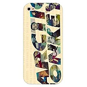 QHY iPhone 5/iPhone 5S compatible Special Design/Novelty Back Cover