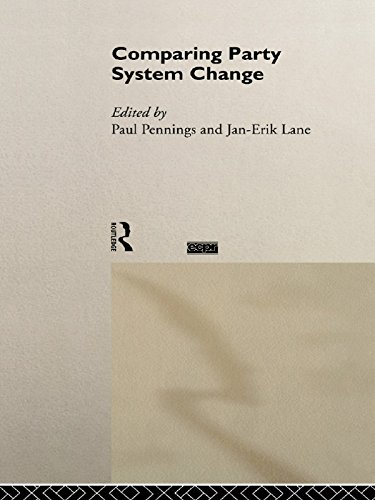 Download Comparing Party System Change (Routledge/ECPR Studies in European Political Science) Pdf