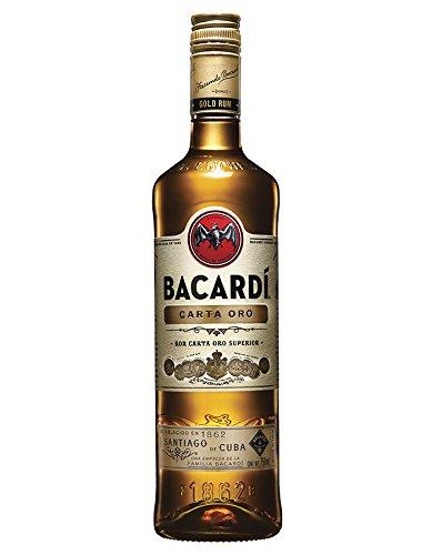 Ron Bacardi Carta De Oro 750 ml