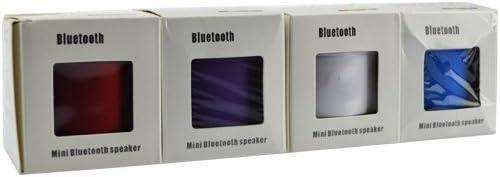 USB Bluetooth BeatBox altavoz Speaker Music Cajas bah34595, negro