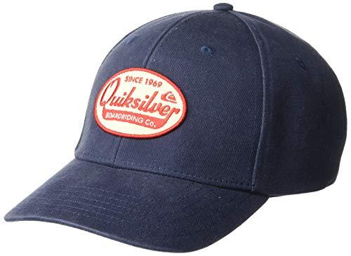 (Quiksilver Men's Polisher Trucker HAT, Navy Blazer, 1SZ)