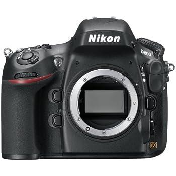 Nikon digital single-lens reflex camera body D800 D800