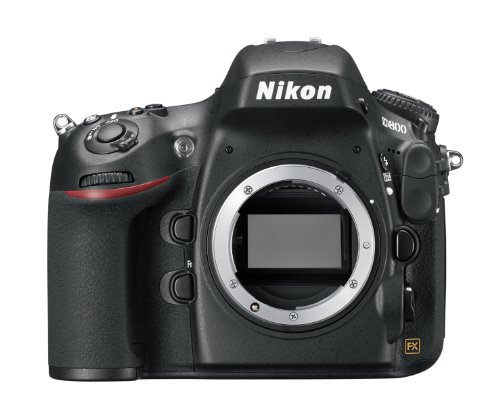Nikon digital single-lens reflex camera body D800 D800