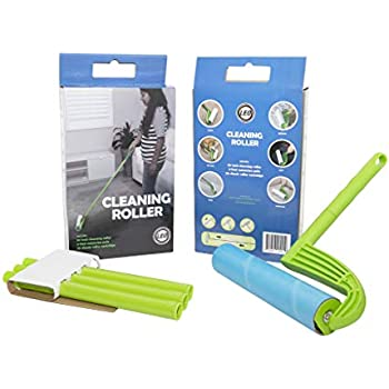 Amazon Com Leo Cleaning Roller With Extension Pole Pet S