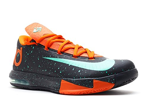 Nero 6 ball Bagliore 599 002 Verde Texas 424 Kd Arancione Basket Nike Vi nAYxWwRpp
