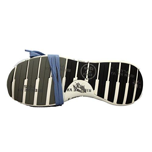 PREMIATA - Zapatillas de Piel para hombre multicolor 2162