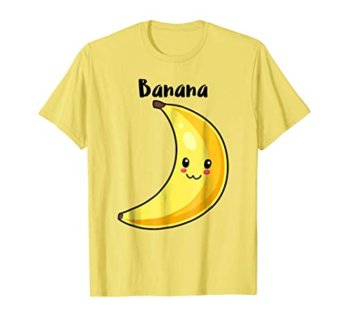 Kawaii Banana Couples Halloween Costume His & Hers -