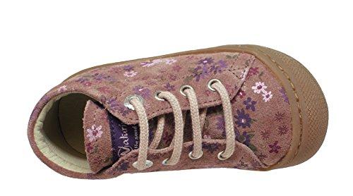 0012012889 Chaussures Rosa 0m01 Pas pour Fille bébé 13 Naturino Pink Premiers Antico AUxqAd