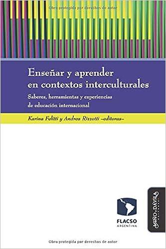 Enseñar y aprender en contextos interculturales: Saberes ...