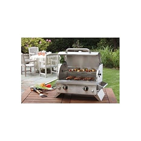 Amazon.com: Parrilla de Barbacoa de camping Portable ...