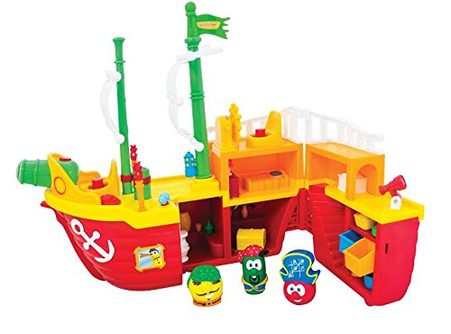 VeggieTales Light 'n Sound Activity Pirate