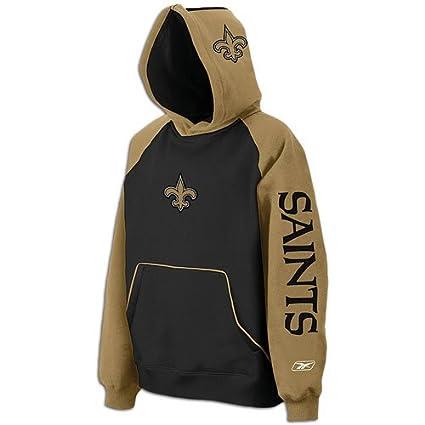 Amazon.com  Saints Reebok NFL Helmet Hoodie - Men s ( sz. XL 4464d6530