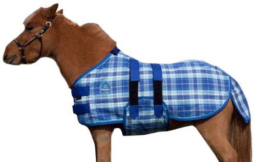 Kensington Mini Plaid Poly Cotton Stable - Mini Horse Stable Shopping Results