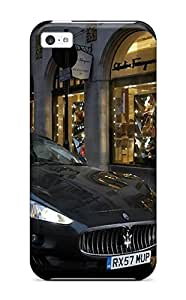 Defender Case With Nice Appearance (maserati Granturismo) For Iphone 5c