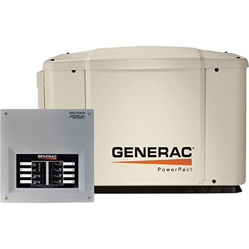 Generac PowerPact Generator Discontinued Manufacturer